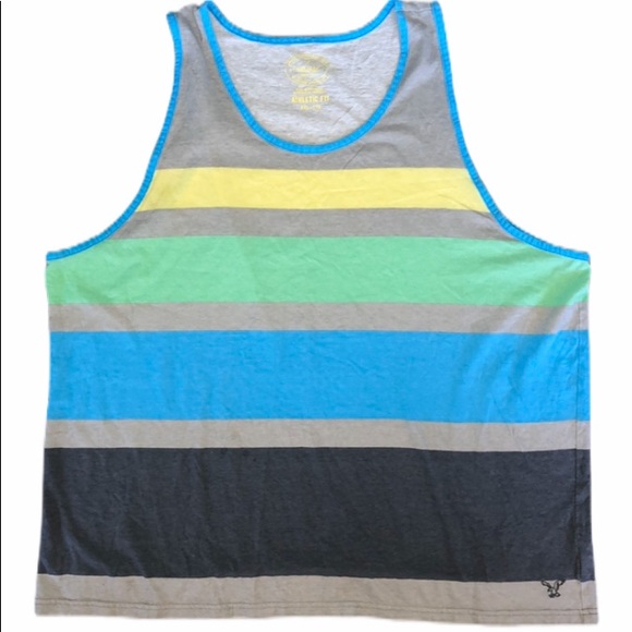 American Eagle Outfitters Other - AE Athletic Fit Colorblock Tank Top